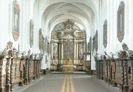 KORTENBOS : Interieur Van De Basiliek Van Onze-Lieve-Vrouw-Hemelvaart - Nieuwerkerken