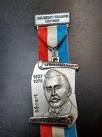 Uelzecht-tramps Lentgen ( Michel Rodange) - Tokens & Medals