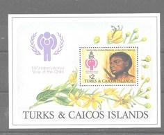 Hoja Bloque De Turks Y Caicos Nº Yvert HB-15 ** - Islas Cocos (Keeling)