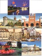 7 Pocket Calendars  KIONISBERG  2009-15  Russia - Calendars