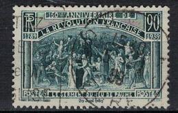 FRANCE      N° YVERT  :    444   ( 1 )       OBLITERE - Used Stamps