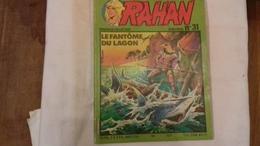 RAHAN N°31.Le Fantôme Du Lagon.1983.(fin R10) - Rahan