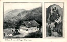 Dölsach - Franz V. Defregger Geburtshaus - 2 Bilder - Dölsach
