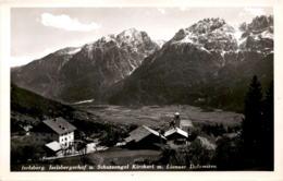 Iselsberg, Iselsbergerhof U. Schutzengel-Kircherl Mit Lienzer Dolomiten (791/186) * 1939 - Dölsach
