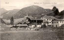 Kals - Gasthaus Zum Glocknerwirt, Hans Berger (1601) - Kals
