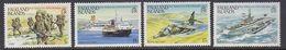 Falkland Islands 1983 1st Anniversary Liberation 4v ** Mnh (41325A) - Falklandeilanden