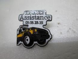 PIN'S    Assistance  RENAULT   Egf - Renault