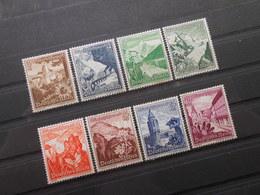 D.R.Mi 675-679/681/682/683*MLH - 1938 - Mi 20,00 € - Unused Stamps