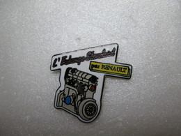 PIN'S   L'echange  Standard  RENAULT   Egf - Renault