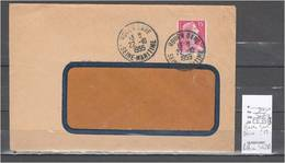 Lettres Cachet  Rouen Gare En Seine Maritime - Indice 12 - Postmark Collection (Covers)