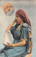 Egypte - Scènes Et Types / Belle Oblitération - 52 - Fille Arabe - Egypt