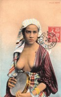 Egypte - Scènes Et Types / Belle Oblitération - 62 - Fille Arabe - Nude Woman - Egypt