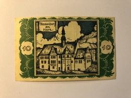 Allemagne Notgeld Braunschweig 10 Pfennig - [ 3] 1918-1933 : République De Weimar