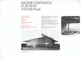 Vers 1970 - Iconographie - Douai (Nord) - Un Magasin D'exposition Vente De Meubles - FRANCO DE PORT - Non Classés