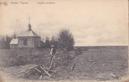 Hautes Fagnes Chapelle Fischbach - Malmedy