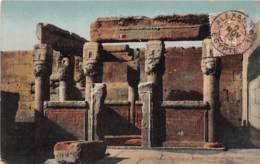 Egypte - Topo / Belle Oblitération - 104 - Dendera - Egypt