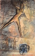 Egypte - Topo / Belle Oblitération - 113 - Nubia - The Great Temple Of Abu Simbel - Egypt