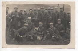 THM. 017/ Carte Photo Militaire (155° RI) Partie De Commercy - Militaria