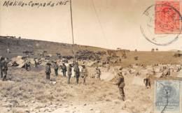 Espagne - Melilla / Belle Oblitération - 28 - Carte Photo - Campana 1915 - Melilla