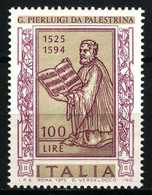 Italie - 1975 - Palestrina - Compositeur De Musique Sacrée - Neuf - Music