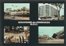 SOUVENIR DE KINSHASA - Carte Mutli-Vues - Kinshasa - Leopoldville