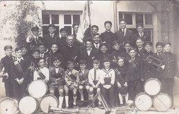 Manche Coutances école Fanfare Musique  Carte Photo - Coutances