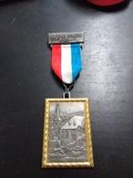 V. C. Bonnevoie 1973 - Tokens & Medals