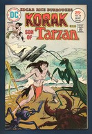 Korak, Son Of Tarzan # 58 - DC - In English - 1975 - TBE - DC