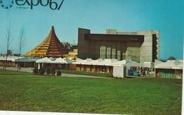 Expo67 Montreal, Quebec Le Labyrinthe Concu Par L'Office National Du Film The Labyrinth - Located On Cite Du Havre - Exhibitions