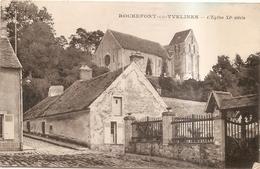 Rochefort En Yvelines L'eglise - Autres Communes