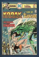 Korak, Son Of Tarzan # 59 - DC - In English - 1975 - TBE - DC