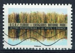 France, Everglades National Park, Florida, Sustainable Tourism, 2017, VFU Self-adhesive - Frankrijk