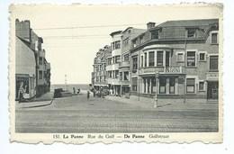 De Panne Rue Du Golf - De Panne