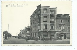 De Panne Avenue Du Marché - De Panne