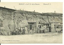 02 - OEUILLY / Le P.C. De La CHAOUIA - France
