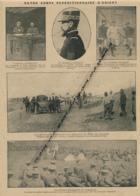 GUERRE 14-18 : Document, Général Gouraud, Amiral Guépratte, Général Bauman, Sénagalais, Port De Moudros, Messe, Evêque - Non Classés