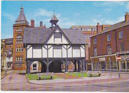 Postcard - Old Grammer School, Market Harbour - Founded By Robert Smyth (1664) - VG - Postcards