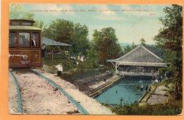 Spartanburg SC 1911 Postcard - Spartanburg