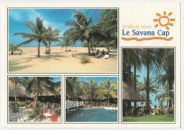 Sénégal  : A Voir !!!  1 Jolie Carte Postale Affranchie - Senegal