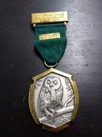 8. International Waldwanderung Bissen 1978 - Tokens & Medals