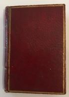 Maximes Et Réflexions Morales Du Duc De Rochefoucauld. Paris 1827. Imprimerie De Didot Le Jeune. Volume Minuscule - Religion & Esotérisme