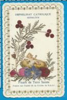 Relic   Reliquia    Flowers Of Betlehéem - Devotion Images