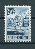1953 Belgium Gent/Gand Used/gebruikt/oblitere - België