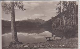 NEW ZEALAND WESTLAND  LAKE KANIERE  PHOTO PC - New Zealand