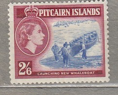 PITCAIRN ISLANDS 1957  Mi 30 SG 28 MH (*) #23444 - Stamps