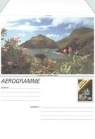 NEDERLANDSE ANTILLEN - AEROGRAMME 125c -NOT USED- - Niederländische Antillen, Curaçao, Aruba