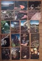 Lot De 18 Cartes Postales Collection PRESTIGE Cap - Theojac / QUERCY - Photographie