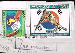 Südafrika 1986/88, Michel# O Olympia Seoul - Guinea (1958-...)