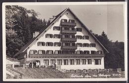 Slovenia 1956 / Hotel Postarski Dom - Pohorje - Slovenia