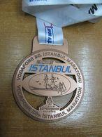AC - VODAFONE 38th INTERCONTINENTAL ISTANBUL EURASIA MARATHON 2016 - Athlétisme